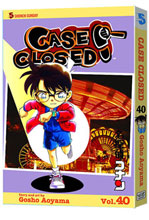 Image: Case Closed Vol. 40 SC  - Viz Media LLC