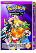 Image: Pokemon Adventures: Diamond & Pearl / Platinum Vol. 03 SC  - Viz Media LLC