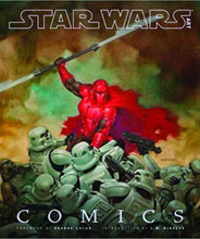 Image: Star Wars Art: Comics HC  -