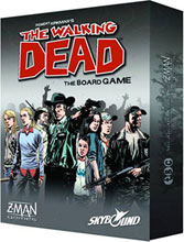 Image: Walking Dead: The Board Game  - Z-Man Games Inc