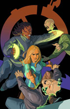 Image: Buffy the Vampire Slayer: Season 9 - Freefall #13 (Noto cover) - Dark Horse Comics