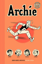 Image: Archie Archives Vol. 07 HC  - Dark Horse Comics