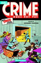 Image: Crime Does Not Pay Archives Vol. 03: Issues 30-33 HC  - Dark Horse Comics