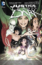 Image: Justice League Dark Vol. 01: In the Dark SC  - DC Comics