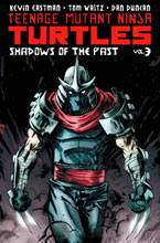 Image: Teenage Mutant Ninja Turtles Vol. 03: Shadows of the Past SC  - IDW Publishing