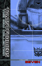 Image: Transformers IDW Collection Vol. 07 HC  - IDW Publishing