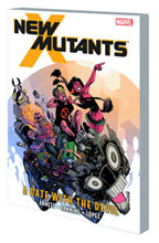 Image: New Mutants Vol. 05: A Date with the Devil SC  - Marvel Comics