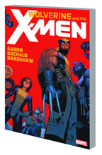 Image: Wolverine and X-Men by Jason Aaron Vol. 01 SC  - Marvel Comics
