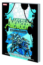 Image: Secret Avengers: Run The Mission, Dont Get Seen, Save The World SC  - Marvel Comics
