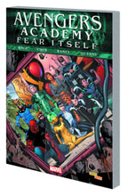 Image: Fear Itself: Avengers Academy SC  - Marvel Comics