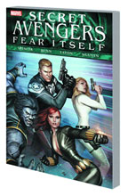 Image: Fear Itself: Secret Avengers SC  - Marvel Comics