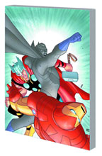 Image: Marvel Universe Avengers Earth's Mightiest Heroes Comic Reader #3 SC  - Marvel Comics