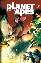Image: Planet of the Apes Vol. 03 SC  - Boom! Studios