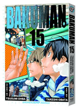 Image: Bakuman Vol. 15 SC  - Viz Media LLC
