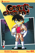 Image: Case Closed Vol. 44 SC  - Viz Media LLC