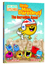 Image: Little Miss Daredevil Incredible Race GN  - Viz Media LLC