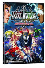 Image: Voltron Force Vol. 04: Rise of the Beast King SC  - Viz Media LLC