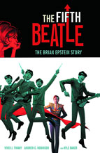 Image: Fifth Beatle: The Brian Epstein Story HC  - Dark Horse Comics