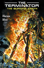 Image: Terminator: The Burning Earth SC  - Dark Horse Comics