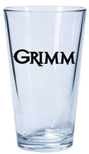 Image: Grimm Pint Glass  - Dark Horse Comics