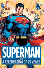 Image: Superman: A Celebration of 75 Years HC  - DC Comics