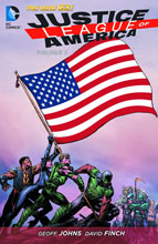 Image: Justice League of America Vol. 01: World's Most Dangerous HC   - DC Comics