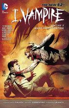 Image: I, Vampire Vol. 03: Wave of Mutilation SC  (N52) - DC Comics
