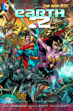 Image: Earth 2 Vol. 01: The Gathering SC  (N52) - DC Comics