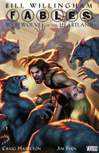 Image: Fables: Werewolves of the Heartland SC  - DC Comics