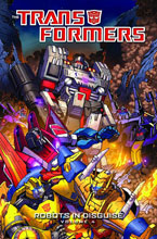 Image: Transformers: Robots in Disguise Vol. 04 SC  - IDW Publishing