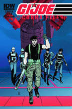 Image: G.I. Joe: Cobra Files #6 - IDW Publishing