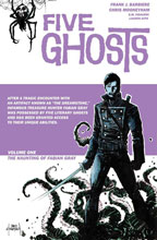 Image: Five Ghosts Vol. 01: The Haunting of Fabian Gray SC  - Image Comics