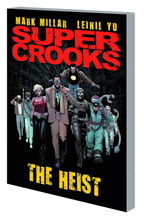 Image: Super Crooks SC  - Marvel Comics