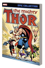 Image: Thor Epic Collection: War of the Pantheons SC  - Marvel Comics