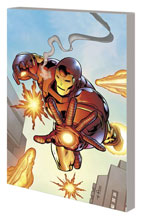 Image: Iron Man: Armored Vengeance SC  - Marvel Comics