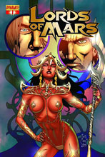 Image: Lords of Mars #2 (subscription variant cover) - Dynamite