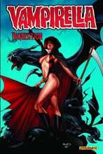 Image: Vampirella Vol. 04: Inquisition SC  - Dynamite