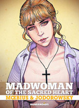 Image: Madwoman of the Sacred Heart HC  - Humanoids Inc