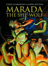 Image: Marada the She-Wolf HC  - Titan Comics