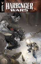 Image: Harbinger Wars SC  - Valiant Entertainment LLC