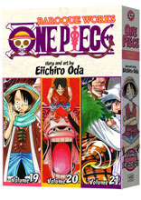 Image: One Piece: Baroque Works Collection Vol. 07 SC  (3-in-1) - Viz Media LLC