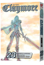 Image: Claymore Vol. 23 SC  - Viz Media LLC