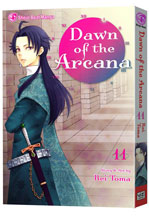 Image: Dawn of the Arcana Vol. 11 SC  - Viz Media LLC