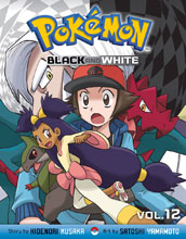 Image: Pokemon Black & White Vol. 12 SC  - Viz Media LLC
