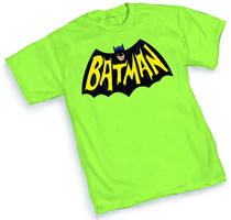 Image: Batman '66 Symbol T-Shirt  (XL) -