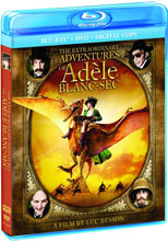 Image: Extraordinary Adventures of Adele Blanc-Sec BluRay  -