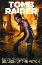 Image: Tomb Raider Vol. 01: Season of the Witch SC  - Dark Horse Comics