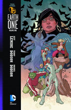 Image: Teen Titans: Earth One Vol. 01 HC  - DC Comics