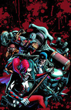 Image: Suicide Squad Vol. 05: Walled In SC  - DC Comics