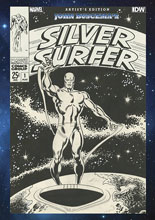Image: John Buscema's Silver Surfer Artist's Edition HC  - IDW Publishing